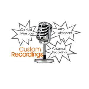 custom recordings icon