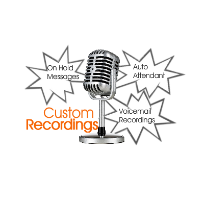 custom recordings icon